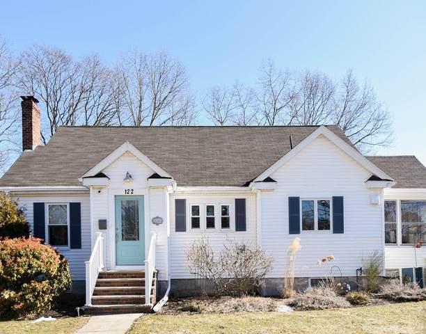 122 Rockingham Ave, Lowell, MA 01851 (MLS #72622647) :: Westcott Properties