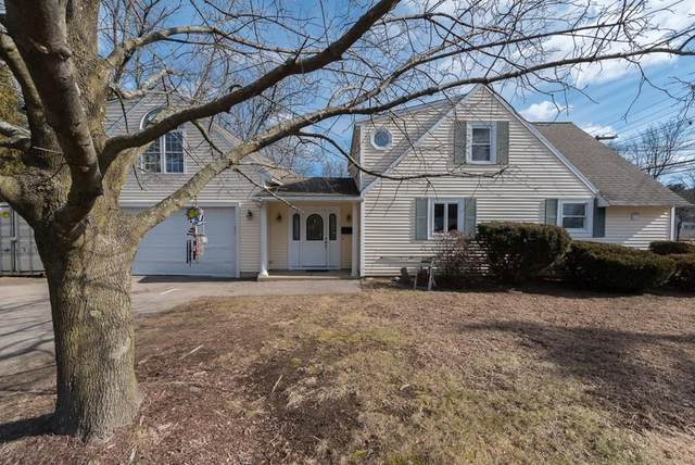 1 Porter Rd, Natick, MA 01760 (MLS #72622915) :: Trust Realty One