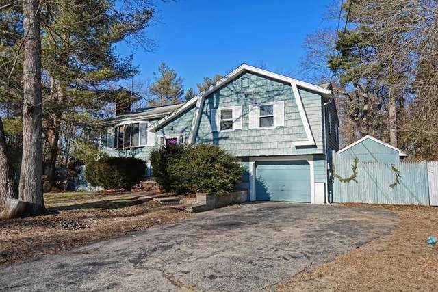 33 Clarkson Dr, Walpole, MA 02081 (MLS #72622959) :: The Duffy Home Selling Team