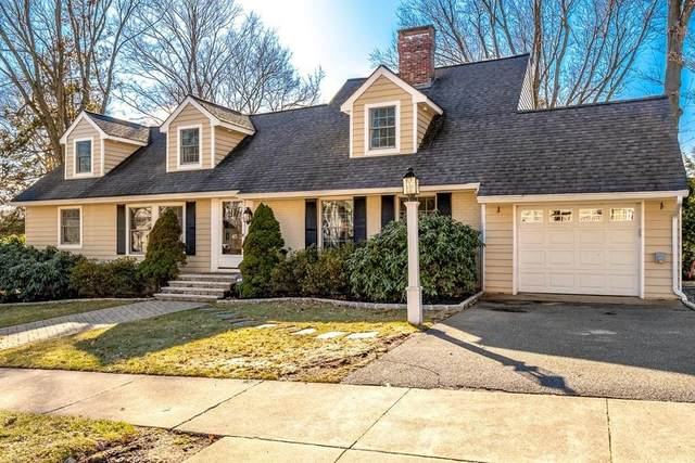 45 Allen Road, Winchester, MA 01890 (MLS #72622968) :: The Duffy Home Selling Team