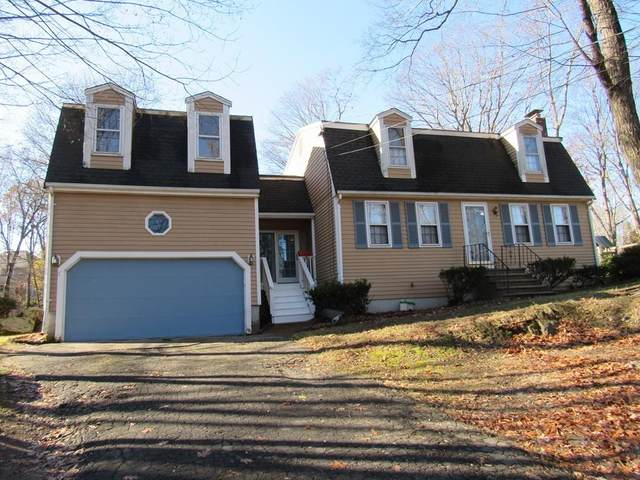 706 Mount Hope St., North Attleboro, MA 02760 (MLS #72622972) :: The Duffy Home Selling Team