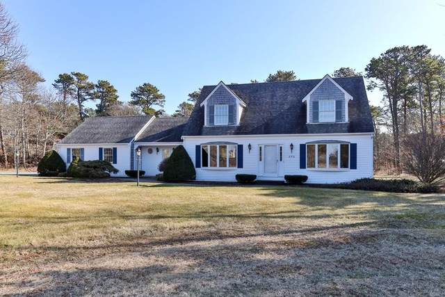 250 Widgeon Dr, Eastham, MA 02642 (MLS #72622983) :: EXIT Cape Realty