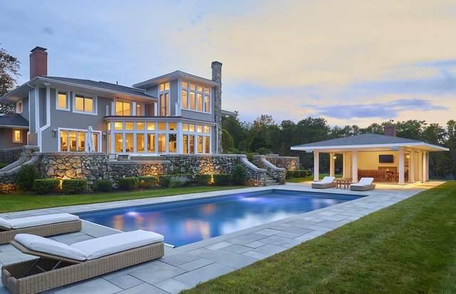 14 Rust Way, Cohasset, MA 02025 (MLS #72622993) :: Spectrum Real Estate Consultants