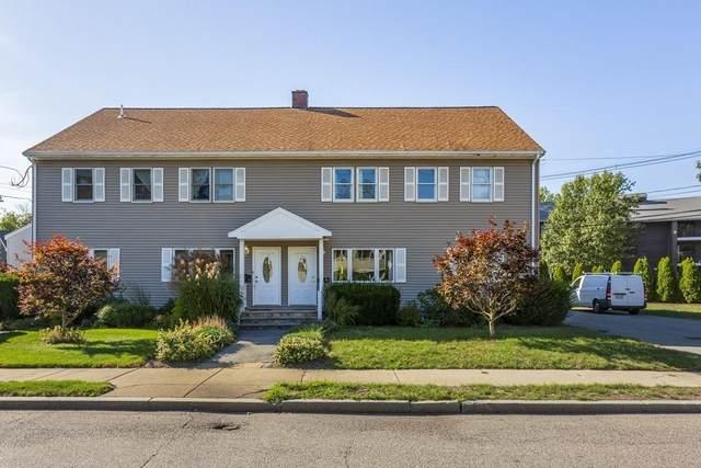 15-17 Charles Street #15, Newton, MA 02465 (MLS #72623044) :: RE/MAX Vantage