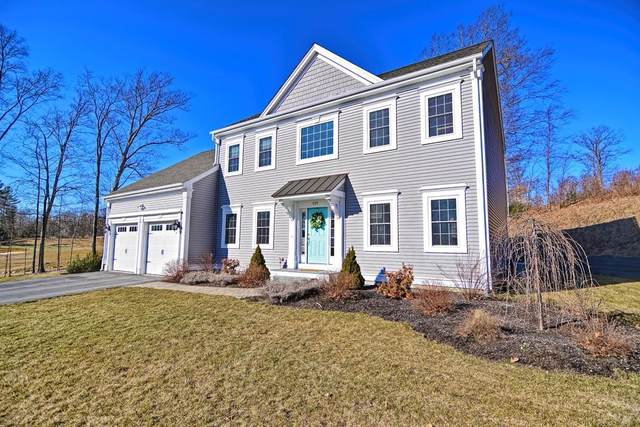 650 Shining Rock Dr, Northbridge, MA 01534 (MLS #72623047) :: DNA Realty Group