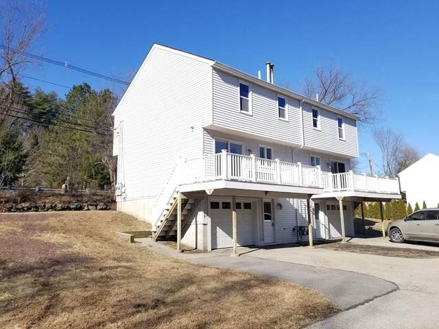 144 South Main Street B, Uxbridge, MA 01569 (MLS #72623059) :: DNA Realty Group
