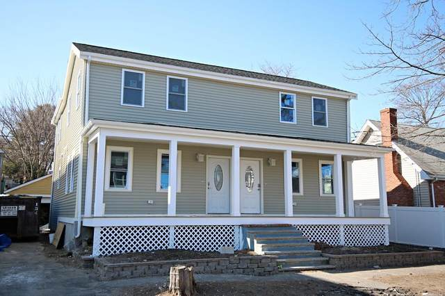 11 Newhall Street, Saugus, MA 01906 (MLS #72623119) :: DNA Realty Group