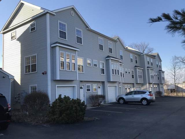184 Washington St #7, Quincy, MA 02169 (MLS #72623124) :: DNA Realty Group