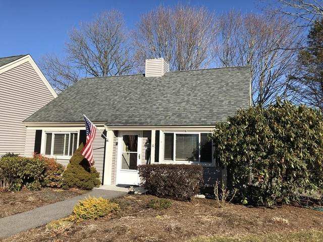10 Northfield Ln #10, Dartmouth, MA 02747 (MLS #72623137) :: DNA Realty Group