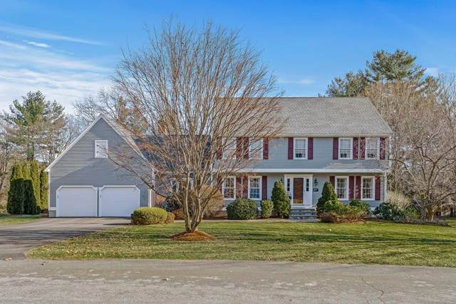 33 Darlene Dr, Southborough, MA 01772 (MLS #72623187) :: DNA Realty Group