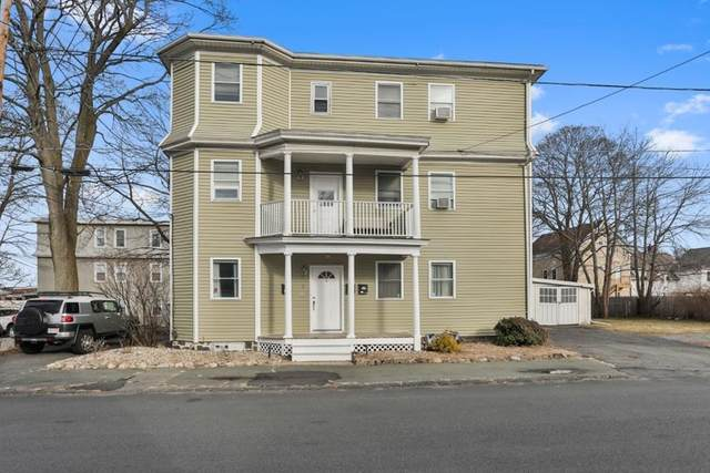 2 Blaney Ave #1, Peabody, MA 01960 (MLS #72623209) :: Exit Realty