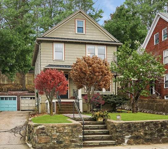 660 Chestnut Hill Avenue, Brookline, MA 02445 (MLS #72623253) :: RE/MAX Vantage