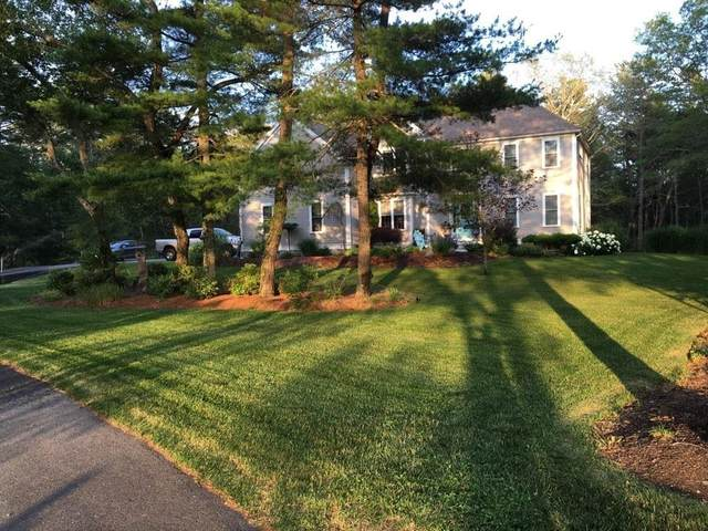 91 Maple Springs Road, Wareham, MA 02571 (MLS #72623312) :: Bolano Home