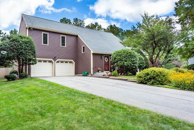 6 Montaup Rd, Sharon, MA 02067 (MLS #72623330) :: RE/MAX Vantage