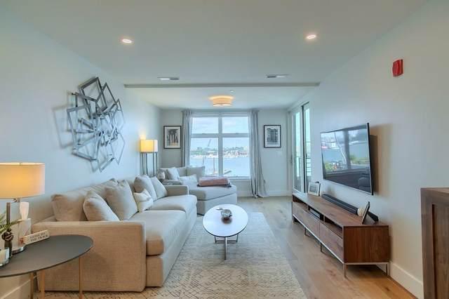 250 Meridian St #505, Boston, MA 02128 (MLS #72623339) :: Berkshire Hathaway HomeServices Warren Residential