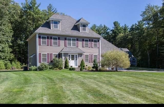 49 Kristine Ln, Haverhill, MA 01832 (MLS #72623341) :: Berkshire Hathaway HomeServices Warren Residential