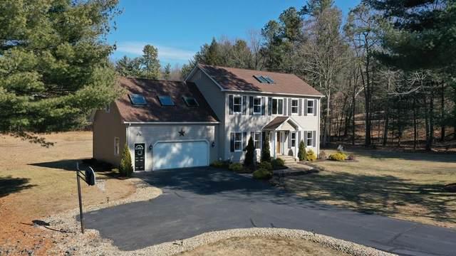 23 Pine Knoll, Southwick, MA 01077 (MLS #72623347) :: NRG Real Estate Services, Inc.