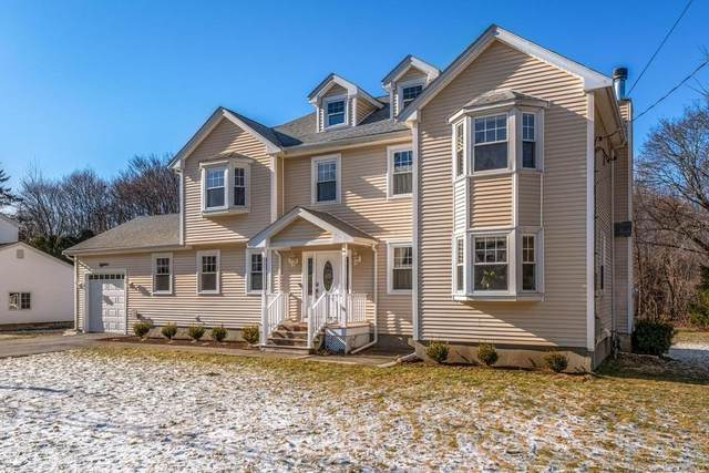 18 Sunset Road, Winchester, MA 01890 (MLS #72623350) :: RE/MAX Vantage