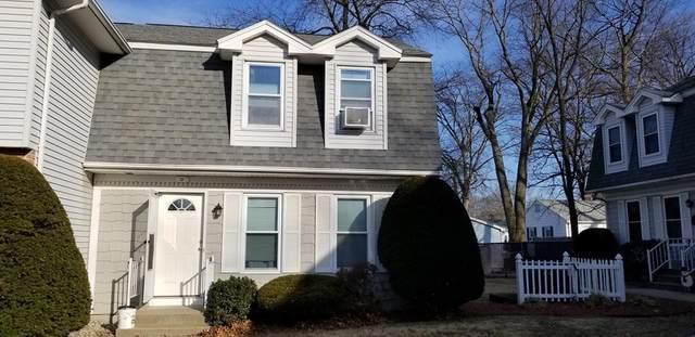 149 Dale St O, Chicopee, MA 01020 (MLS #72623365) :: NRG Real Estate Services, Inc.
