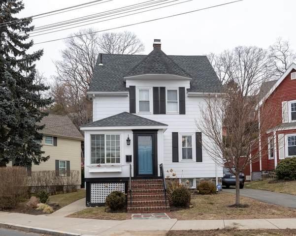 9 Maple Street, Melrose, MA 02176 (MLS #72623386) :: Berkshire Hathaway HomeServices Warren Residential