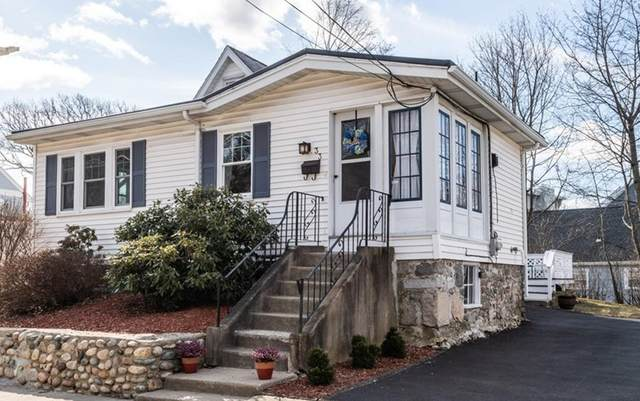 33 Desoto Rd, Boston, MA 02132 (MLS #72623391) :: Berkshire Hathaway HomeServices Warren Residential