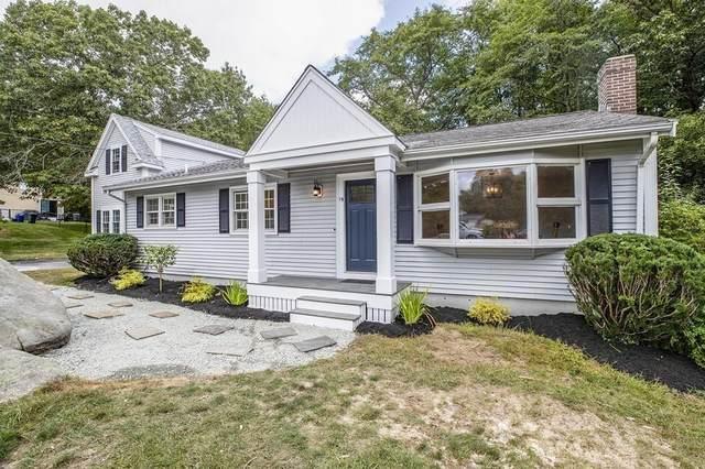 19 Locust Road, Cohasset, MA 02025 (MLS #72623398) :: Spectrum Real Estate Consultants