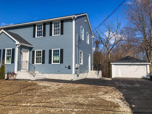25 Exeter St B, Taunton, MA 02780 (MLS #72623404) :: Berkshire Hathaway HomeServices Warren Residential