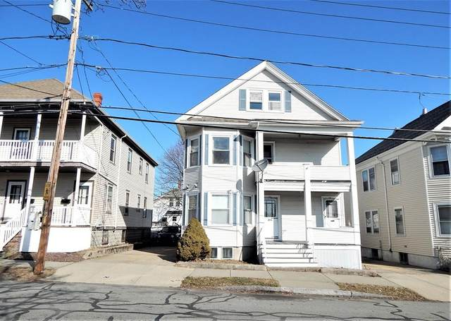 151-153 Wood Street, New Bedford, MA 02745 (MLS #72623589) :: The Duffy Home Selling Team
