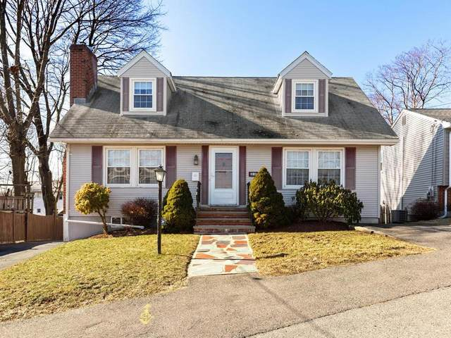 34 Grand View Ave, Revere, MA 02151 (MLS #72623603) :: Exit Realty