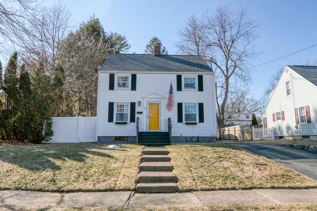 14 Chesterfield Ave., Springfield, MA 01118 (MLS #72623738) :: NRG Real Estate Services, Inc.