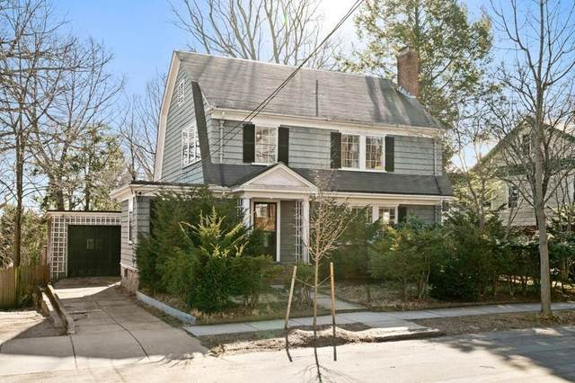 58 Welland Rd, Brookline, MA 02445 (MLS #72623744) :: Zack Harwood Real Estate | Berkshire Hathaway HomeServices Warren Residential