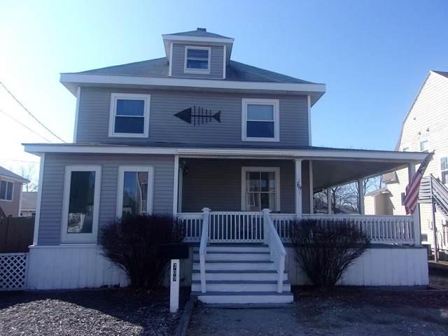 709 Nantasket Ave, Hull, MA 02045 (MLS #72623764) :: Kinlin Grover Real Estate