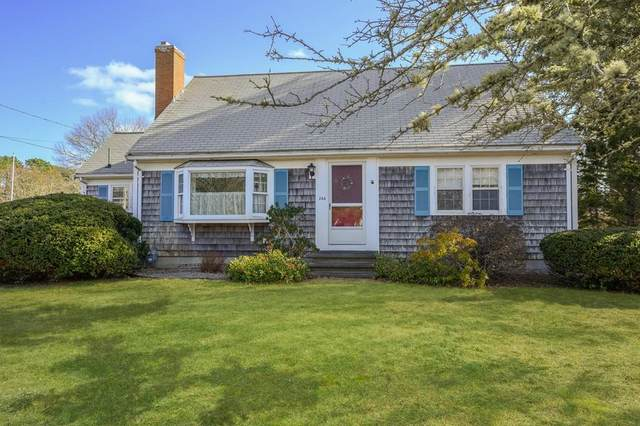 244 Wood Rd, Yarmouth, MA 02664 (MLS #72623777) :: The Gillach Group