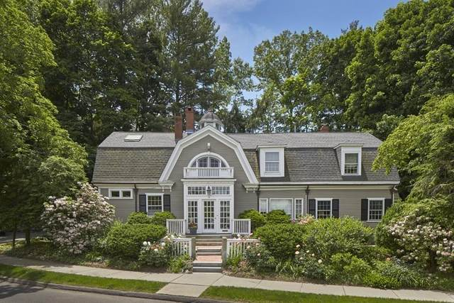 74 Holland Rd, Brookline, MA 02445 (MLS #72623798) :: Zack Harwood Real Estate | Berkshire Hathaway HomeServices Warren Residential