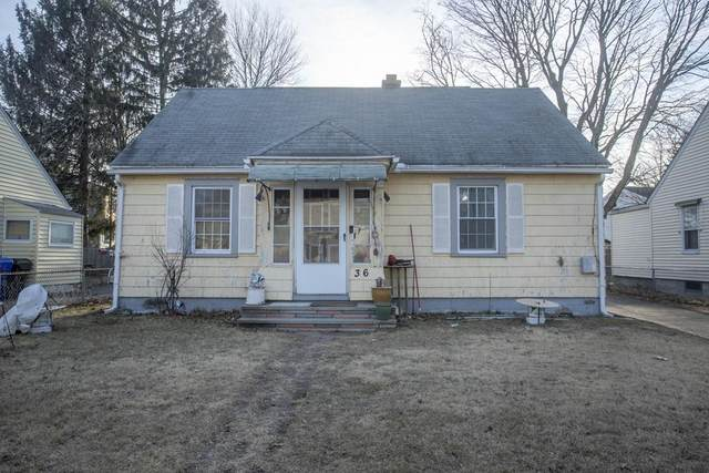 36 Eddy St, Springfield, MA 01104 (MLS #72623827) :: NRG Real Estate Services, Inc.