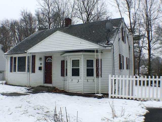 65 Dillon St, Leominster, MA 01453 (MLS #72623855) :: Zack Harwood Real Estate | Berkshire Hathaway HomeServices Warren Residential