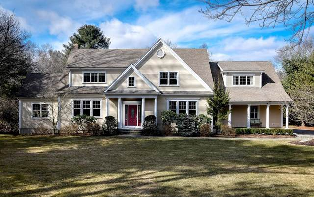 19 Snow Street, Sherborn, MA 01770 (MLS #72623861) :: Zack Harwood Real Estate | Berkshire Hathaway HomeServices Warren Residential