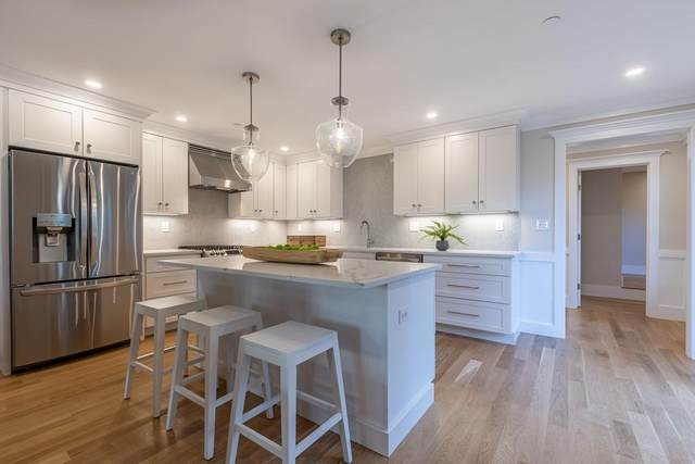 108 High Street #2, Newburyport, MA 01950 (MLS #72623863) :: Zack Harwood Real Estate | Berkshire Hathaway HomeServices Warren Residential