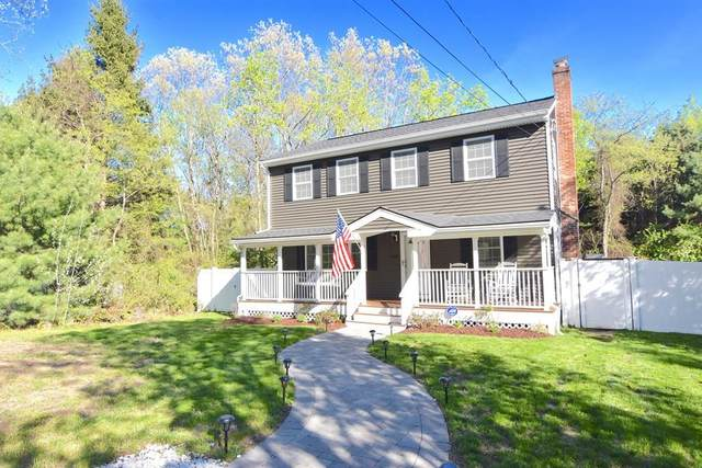 669 East Street, Tewksbury, MA 01876 (MLS #72623876) :: Zack Harwood Real Estate | Berkshire Hathaway HomeServices Warren Residential