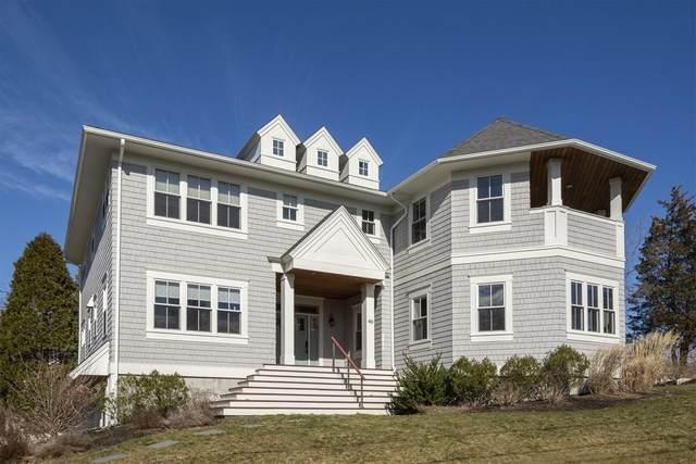 46 Stockbridge St, Cohasset, MA 02025 (MLS #72623957) :: Spectrum Real Estate Consultants