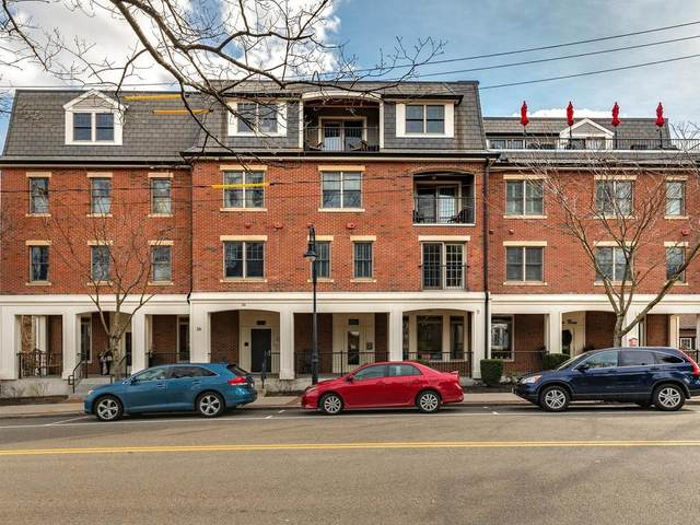 36 Central Ave #6, Milton, MA 02186 (MLS #72624006) :: Trust Realty One