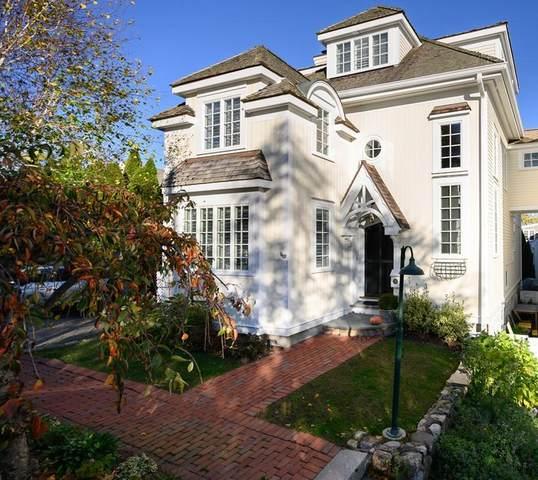 3 Margin Court 4C, Cohasset, MA 02025 (MLS #72624048) :: Spectrum Real Estate Consultants