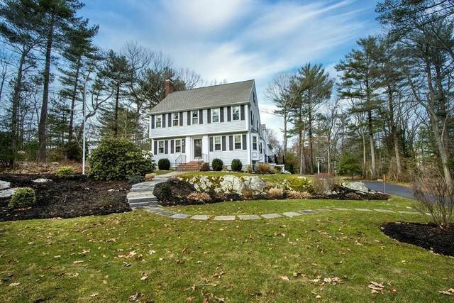 188 Forest Ave, Cohasset, MA 02025 (MLS #72624078) :: Spectrum Real Estate Consultants