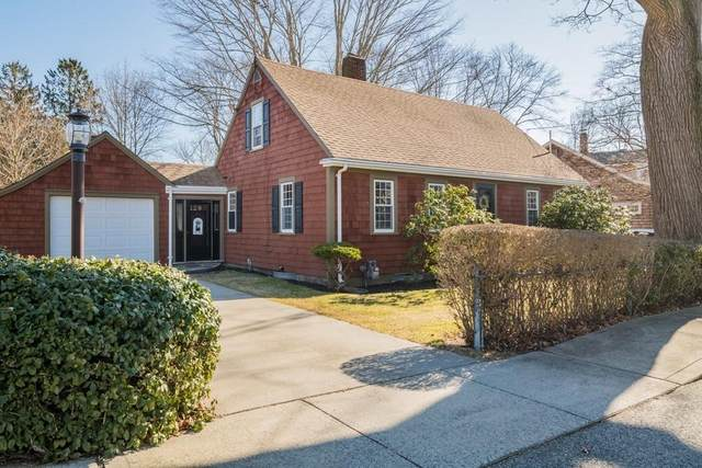 9 Gray Ave, Plymouth, MA 02360 (MLS #72624226) :: Conway Cityside