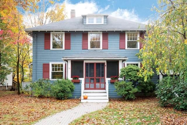 34 Oak Ter, Newton, MA 02461 (MLS #72624300) :: Kinlin Grover Real Estate