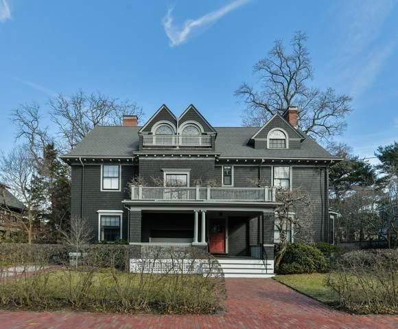 110 Irving Street, Cambridge, MA 02138 (MLS #72624362) :: Kinlin Grover Real Estate