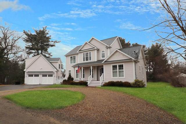 164 Old Stow Rd, Concord, MA 01742 (MLS #72624593) :: Charlesgate Realty Group