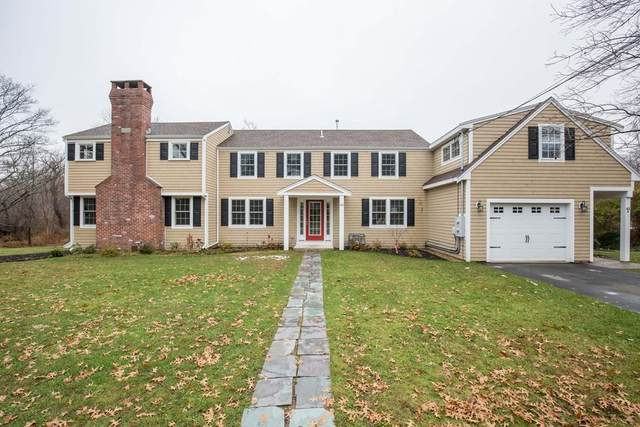 43 Hanover #43, Newbury, MA 01951 (MLS #72624689) :: Charlesgate Realty Group