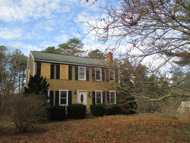 164 Raymond Rd, Plymouth, MA 02360 (MLS #72624728) :: EXIT Cape Realty