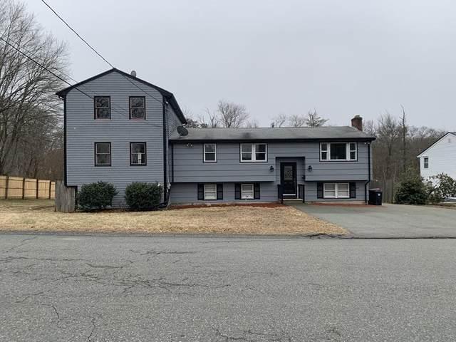 173 Moncrief Street, Brockton, MA 02302 (MLS #72624755) :: The Gillach Group